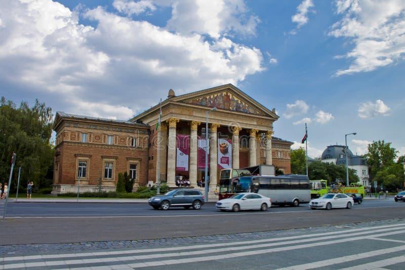 Escena en Budapest, Hungría imagenes de archivo