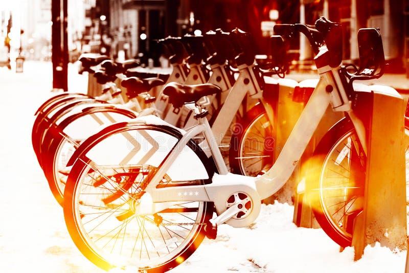 Escena urbana de la calle imagen de archivo libre de regalías