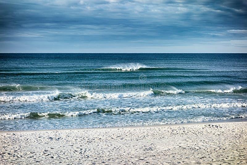 Escenas de la playa de Destin la Florida imágenes de archivo libres de regalías