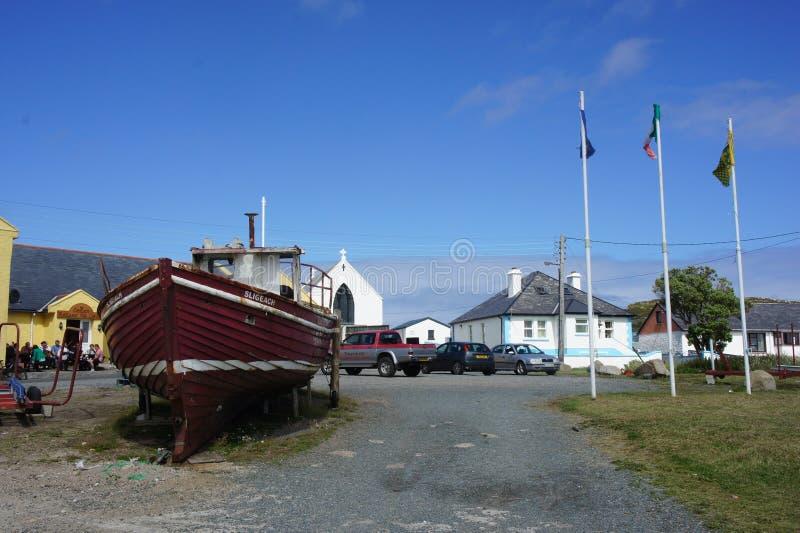 Download Escenas De Tory Island, Donegal, Irlanda Imagen editorial - Imagen de cielo, escenas: 44856350