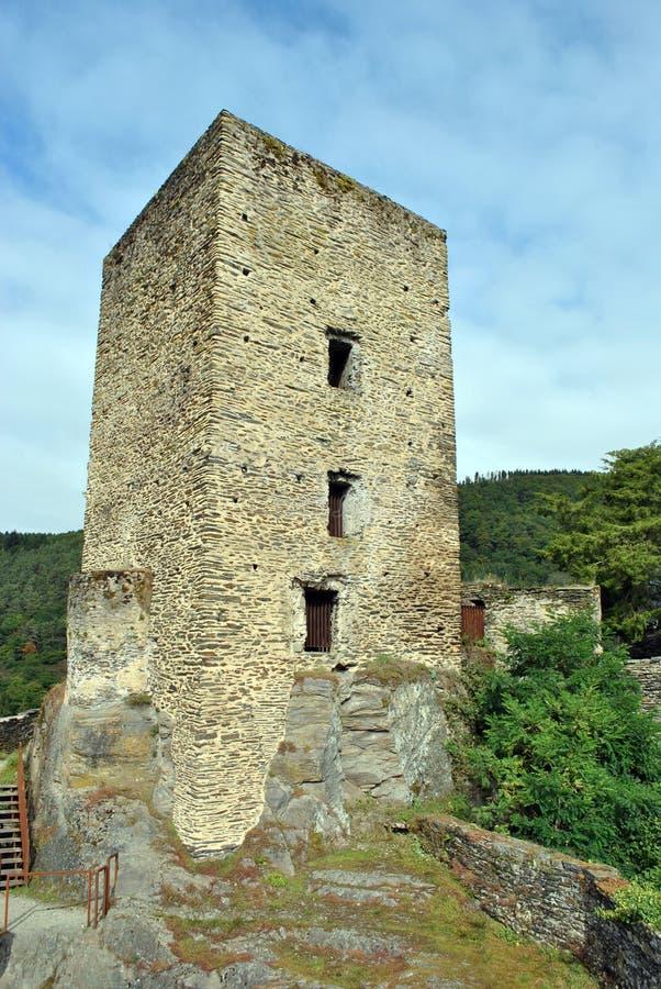Free Esch Sur Sure Castle Stock Photo - 45060200