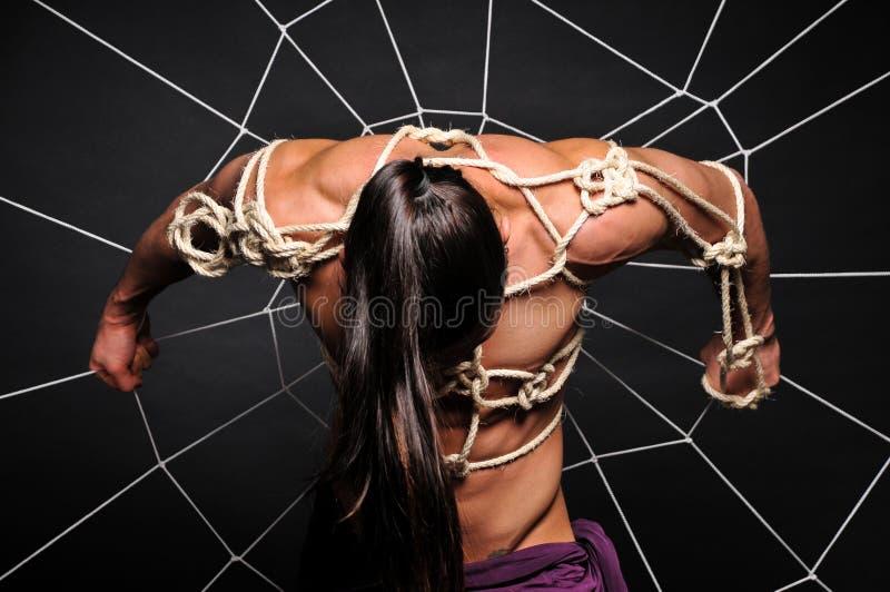 Esclavitud masculina fotos de archivo