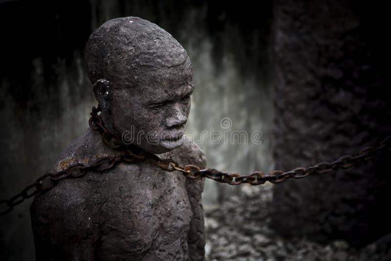 Esclavo imagen de archivo