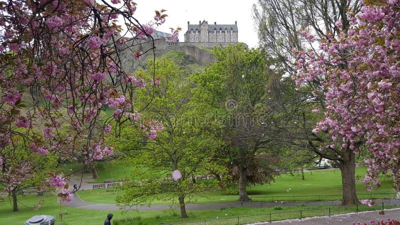 Escocia Edimburgo británica Glasgow fotografía de archivo