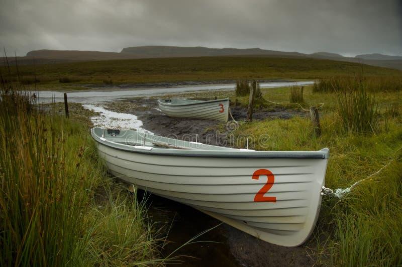 Escocia Skye foto de archivo