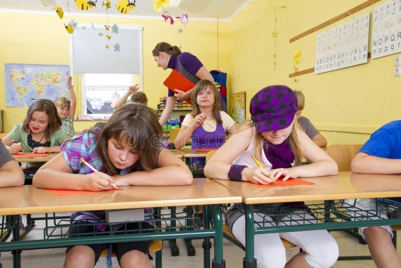 Escola fotografia de stock