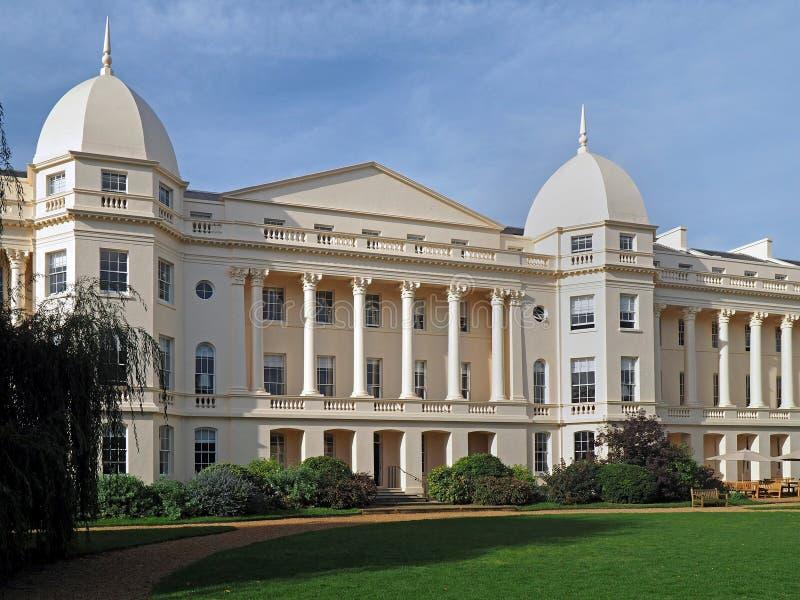 Escola de negócios da Universidade de Londres foto de stock royalty free