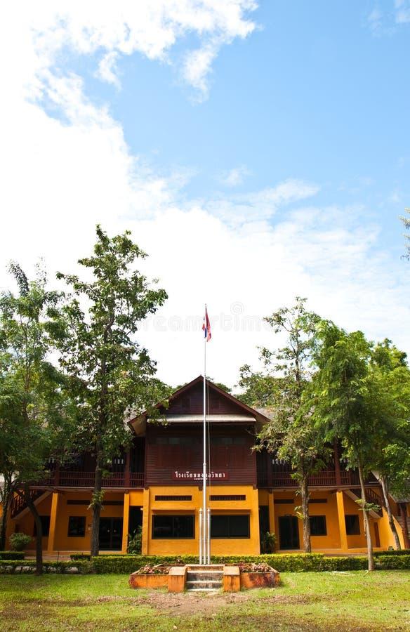 Escola Tailandesa Foto De Stock Grátis