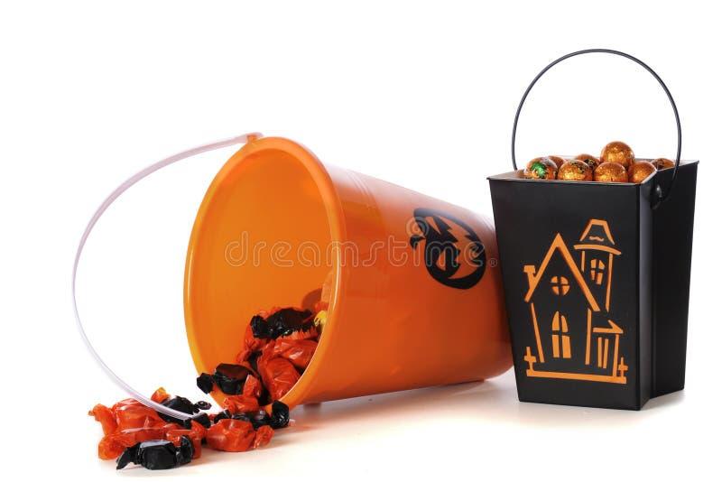 Esconderijo de Halloween fotografia de stock royalty free