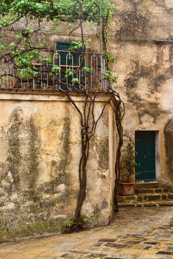 Escondrijo pintoresco de Toscana imagen de archivo