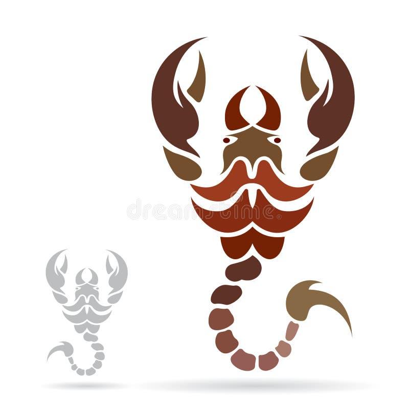 Escorpión libre illustration