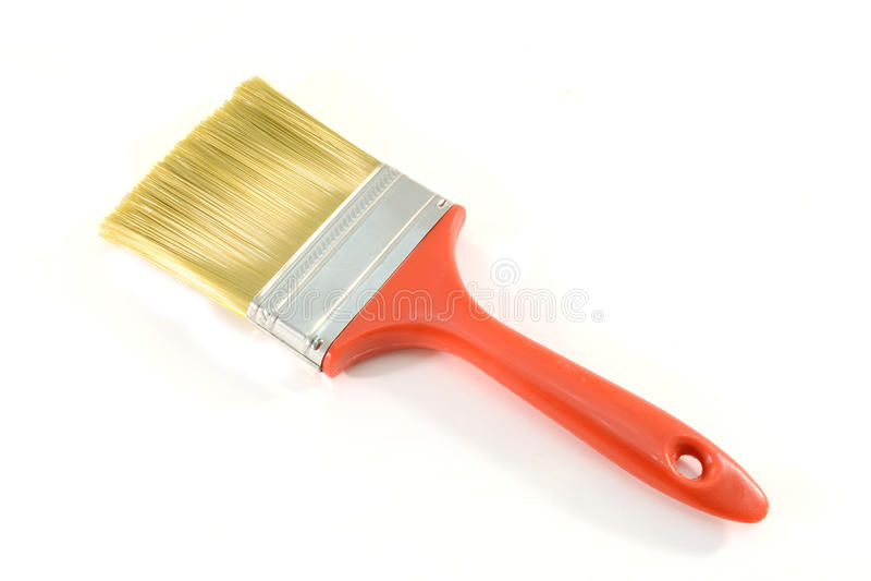 Escova de pintura imagem de stock royalty free