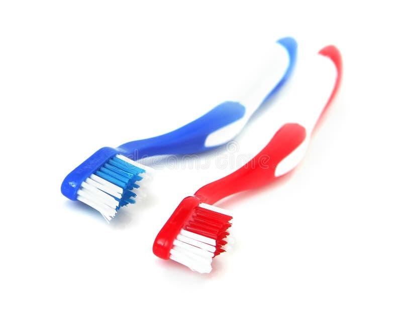 Escova dental fotografia de stock
