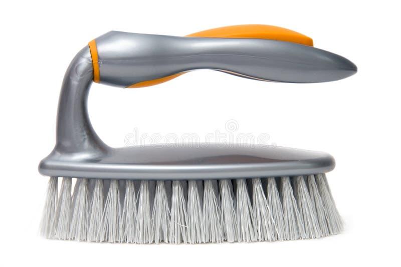Escova moderna imagens de stock