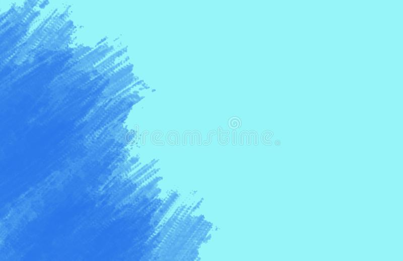 Escove o fundo da cor, moderno e elegante ilustração do vetor