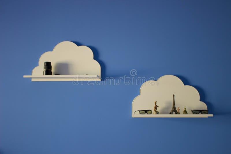 Escritório de projeto da nuvem fotos de stock