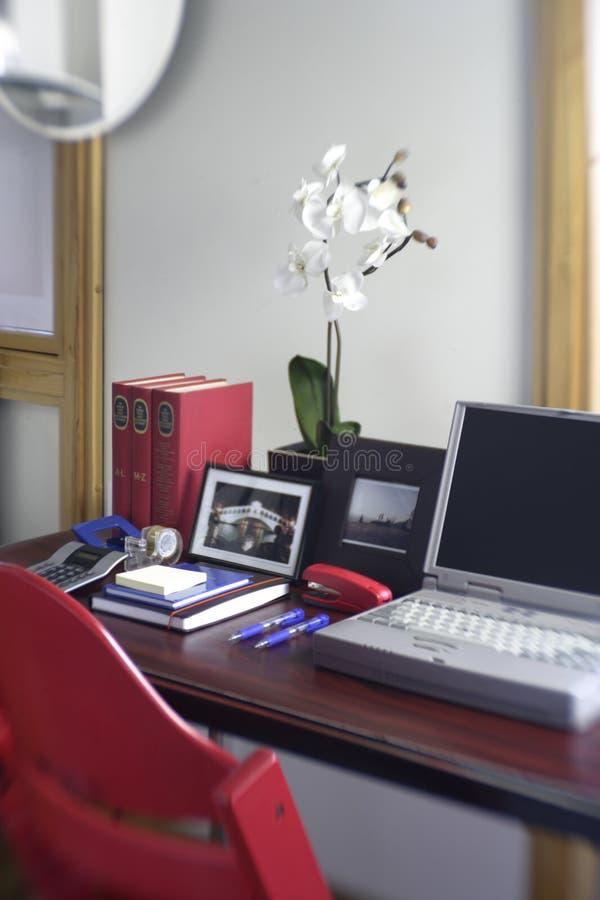 escritório home foto de stock
