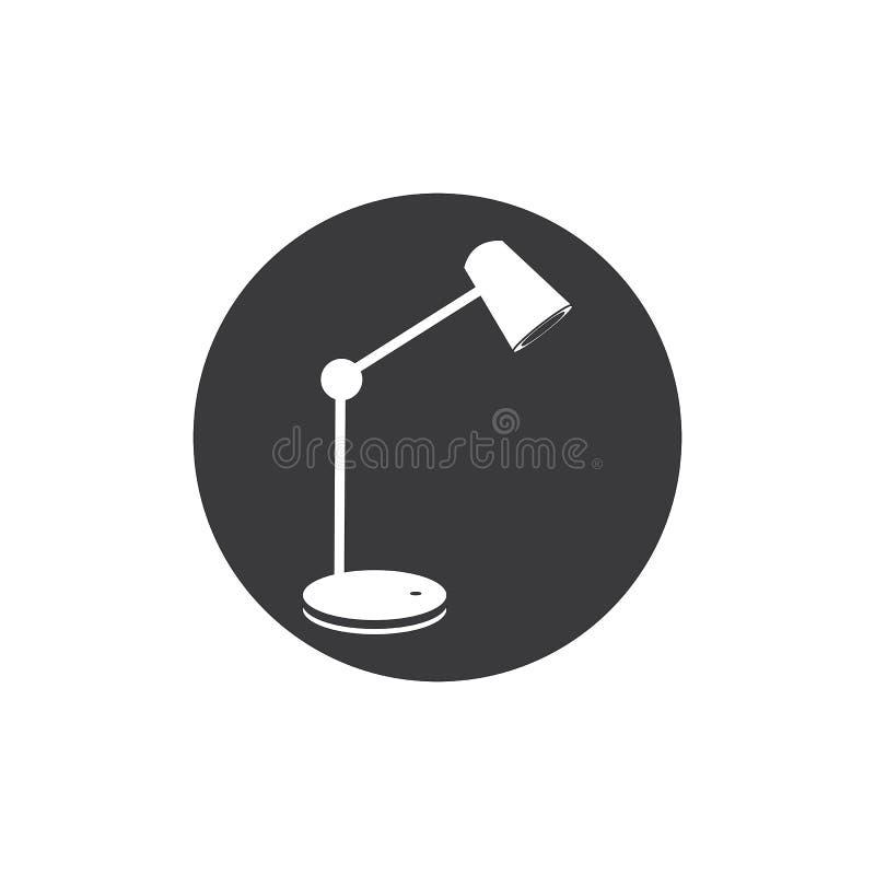 Escritorio Lamp libre illustration