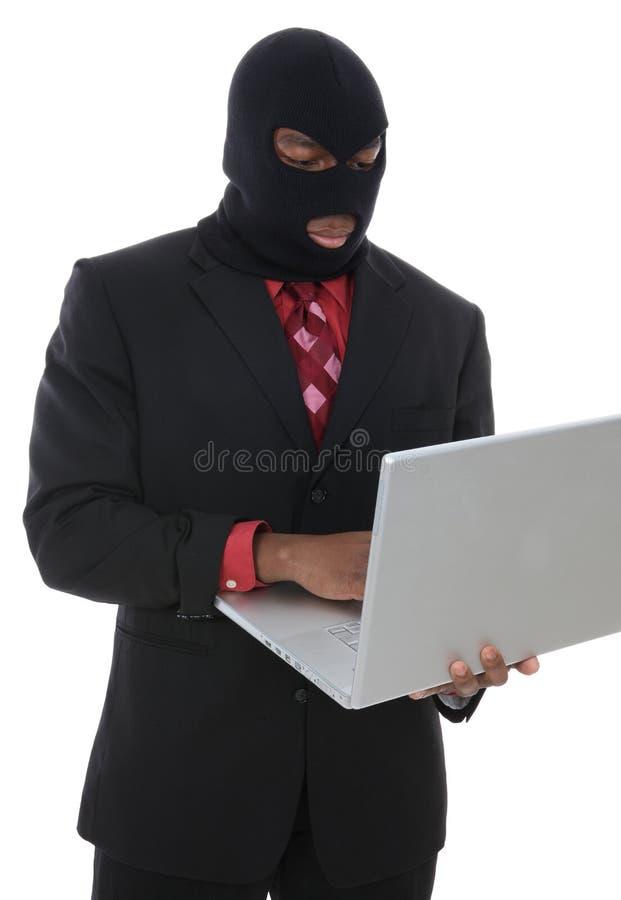 escroquerie informatique photos stock