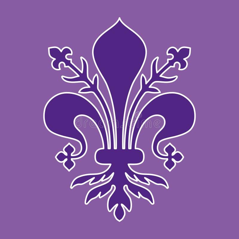 Escudo de armas de Florencia - Toscana libre illustration