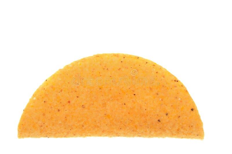 Escudo do Taco fotos de stock royalty free