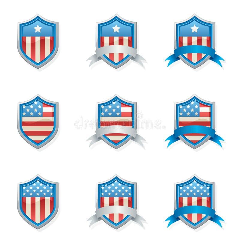 Escudos patrióticos
