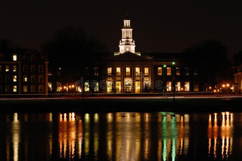 Escuela de Negocios de Harvard fotografía de archivo