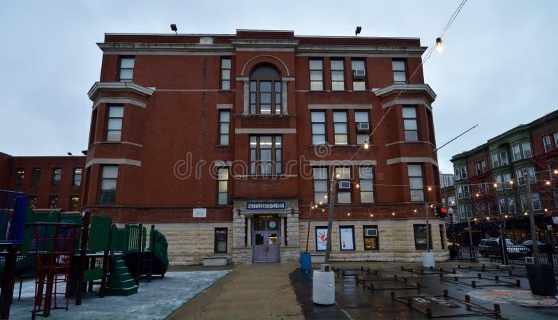 Escuela de Nettlehorst fotos de archivo