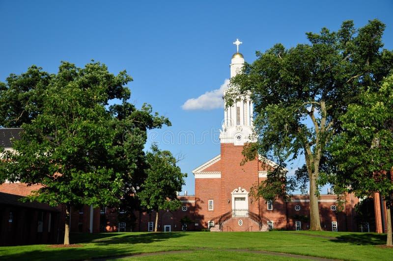 Escuela de teología de Yale University fotos de archivo