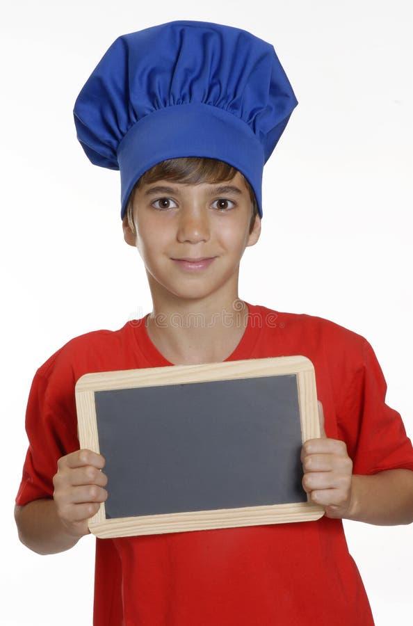 Escuela del cocinero. foto de archivo