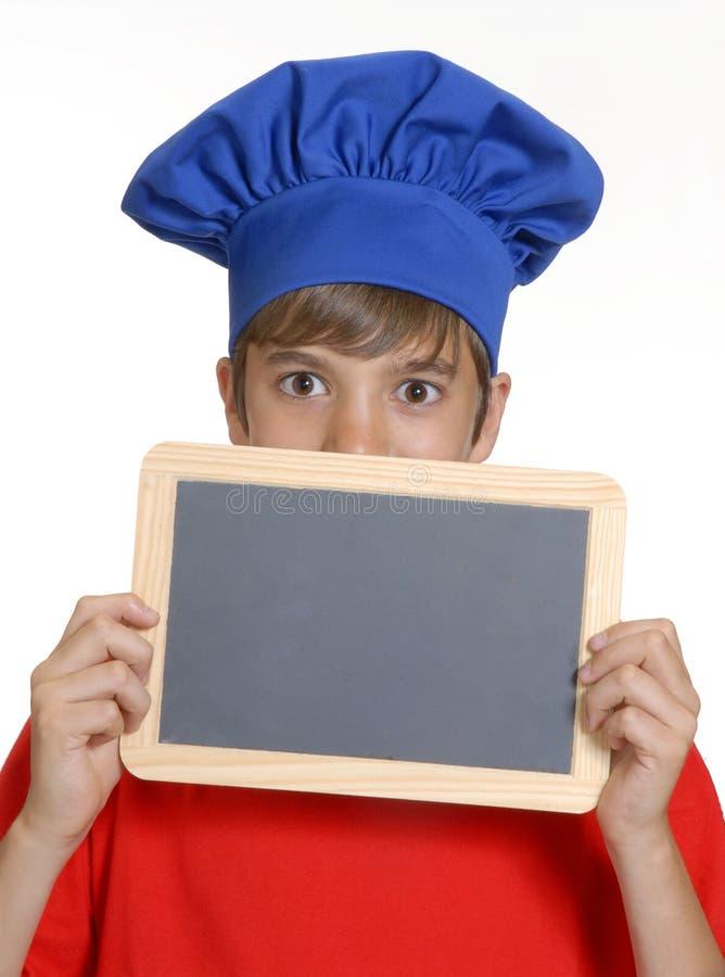 Escuela del cocinero. fotografía de archivo