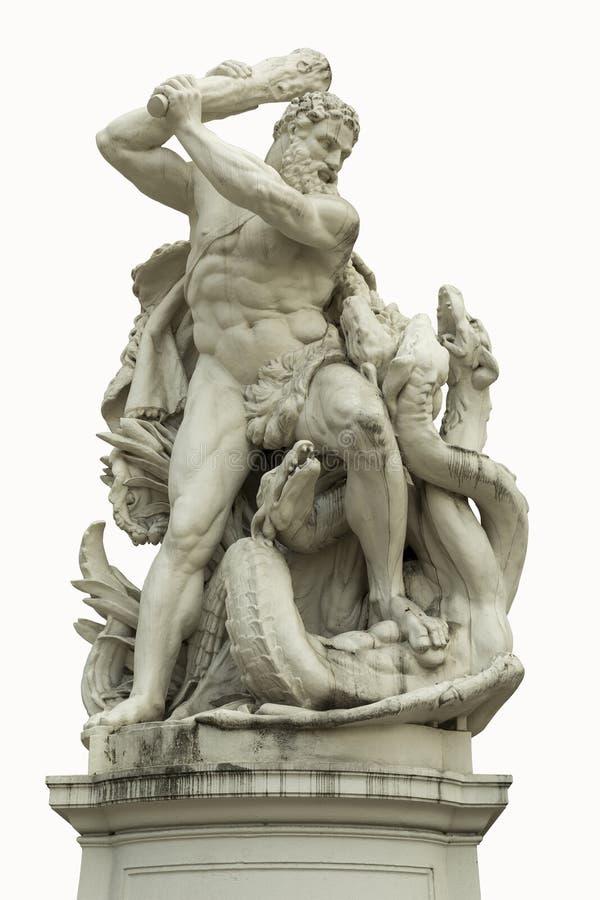 Escultura clássica foto de stock royalty free