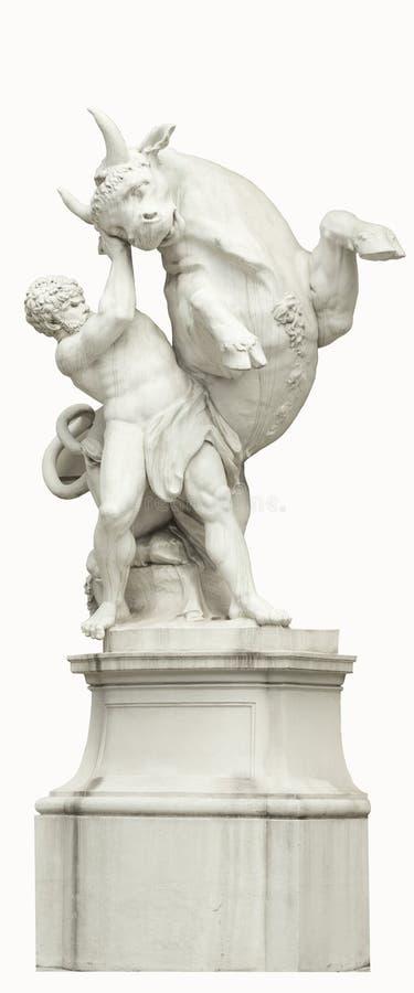 Escultura clássica imagens de stock royalty free