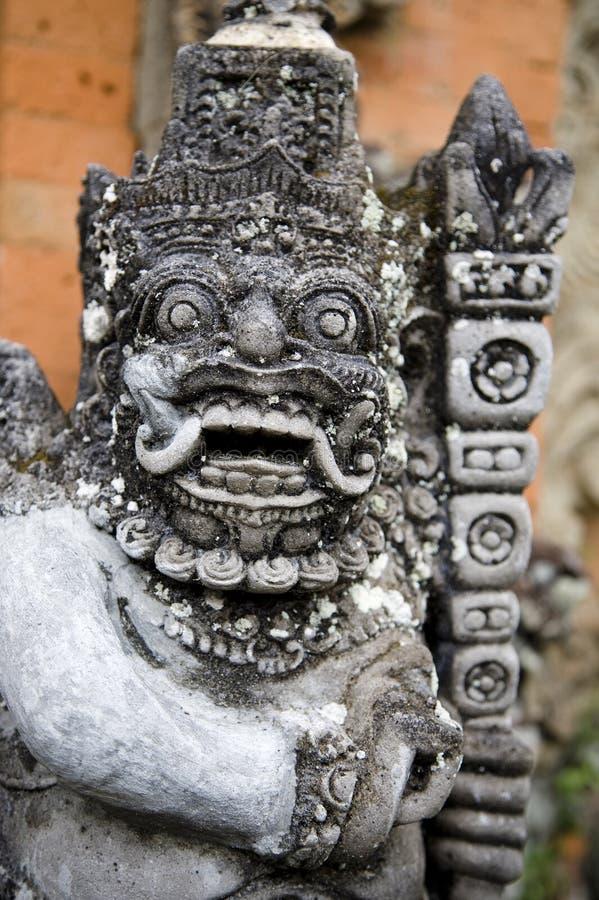 Escultura de Bali fotos de stock