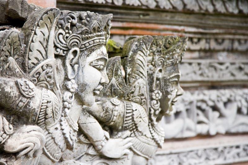Escultura de Bali fotografia de stock