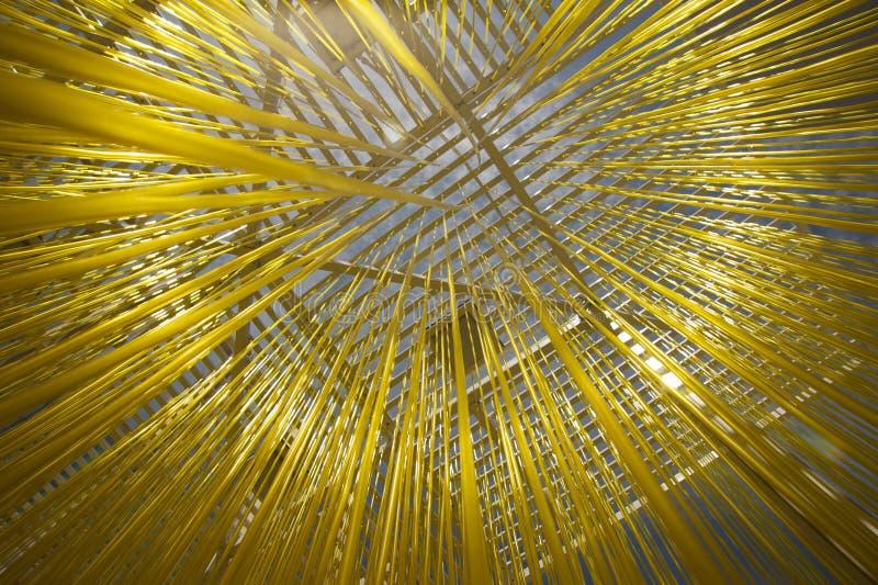 Escultura de los espaguetis de Lacma fotografía de archivo libre de regalías