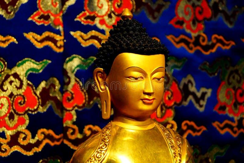 Escultura de príncipe Siddhartha foto de archivo