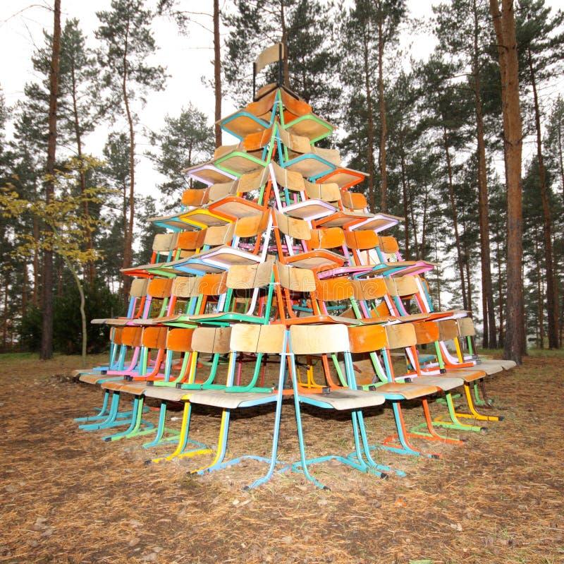 Escultura Del Arte Pop Imagen de archivo editorial