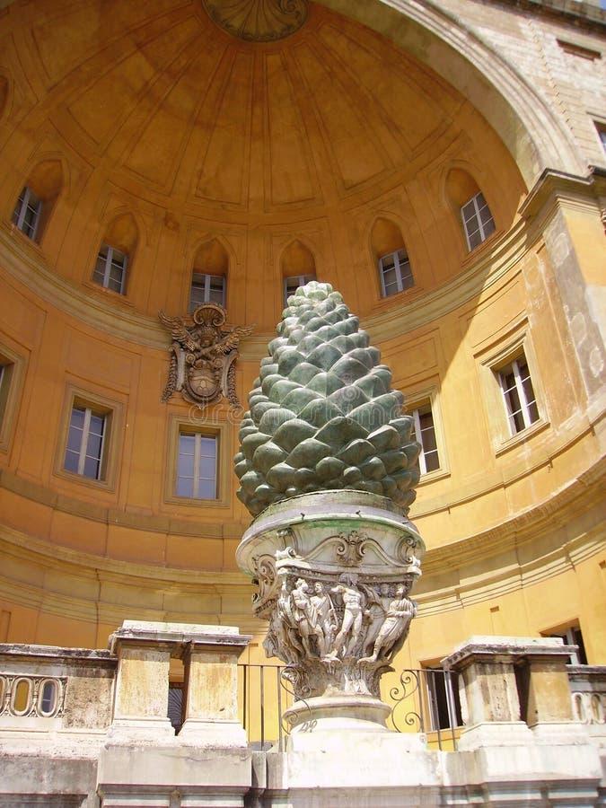 Escultura do museu de Vatican fotografia de stock royalty free