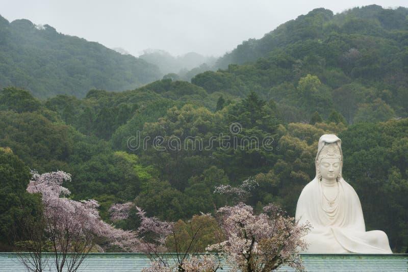 Escultura do quanyin imagem de stock royalty free