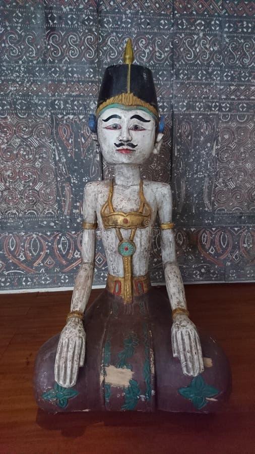Escultura em Bali foto de stock royalty free