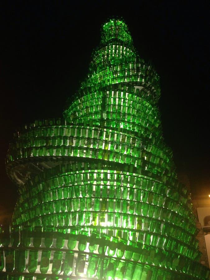 escultura en Gijón, España fotos de archivo