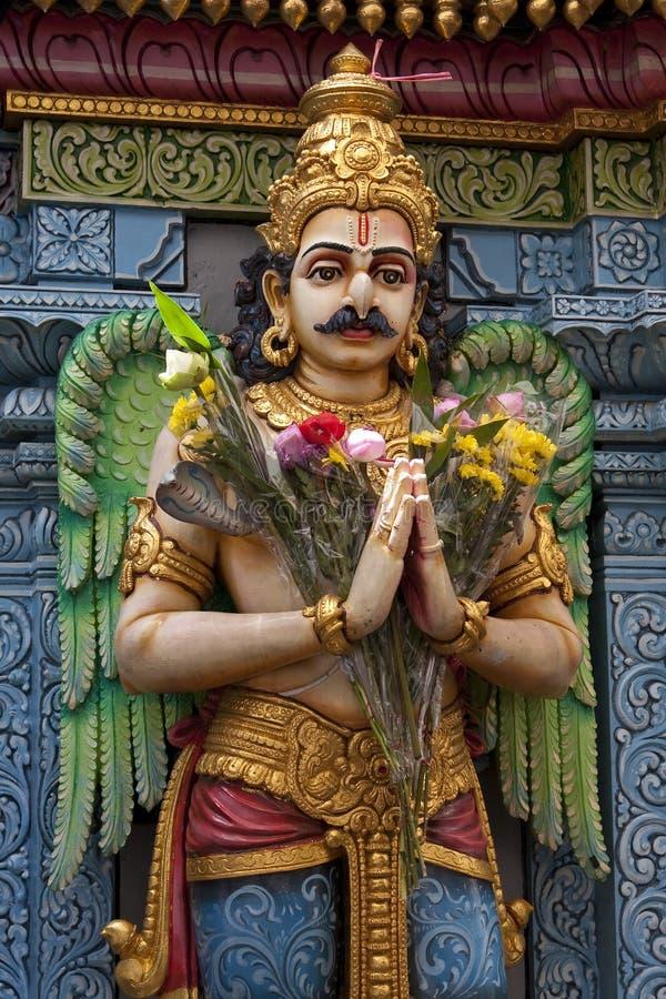 Escultura Hindu Fotografia de Stock Royalty Free