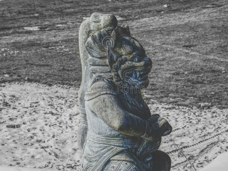 Escultura maia fotos de stock