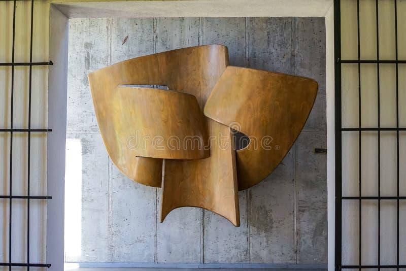 Escultura para las víctimas del comunismo en Sighet fotografía de archivo libre de regalías