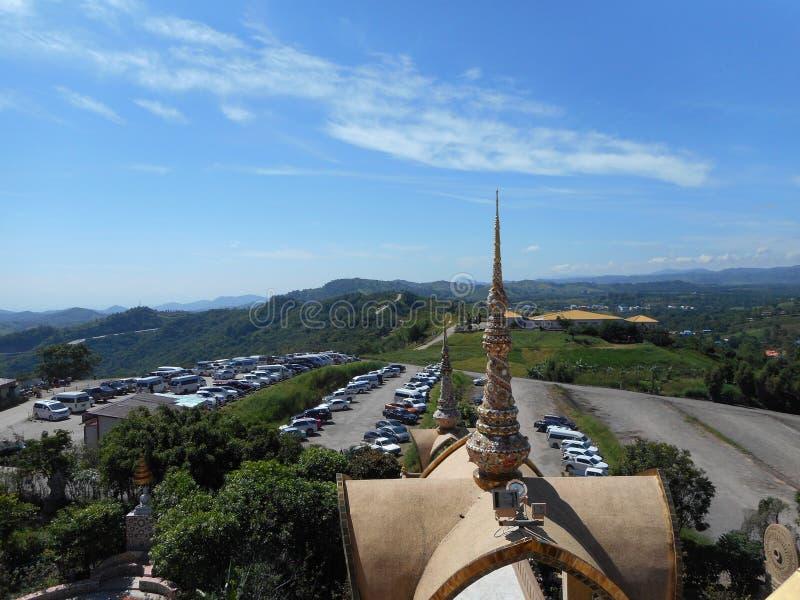Escultura Tailândia do templo fotos de stock royalty free
