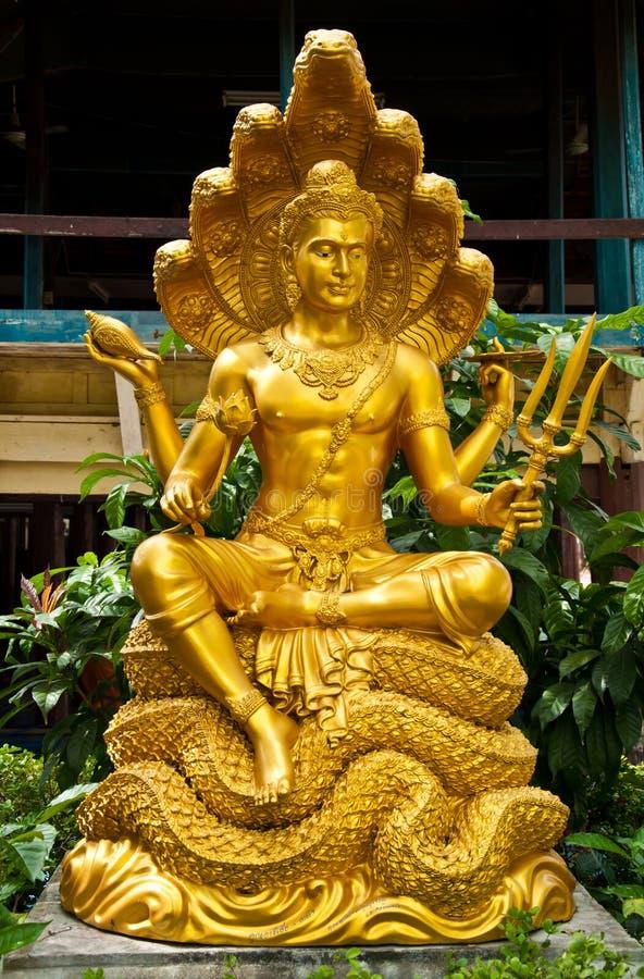 Escultura tailandesa imagens de stock royalty free