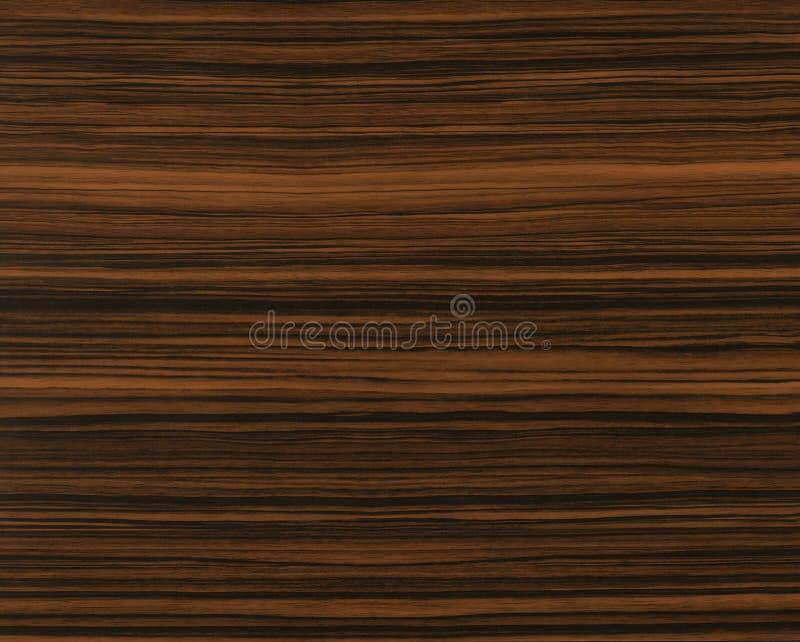 Escuridão da madeira ebony, textura natural exclusiva com padrões Foto de alta resolução imagem de stock
