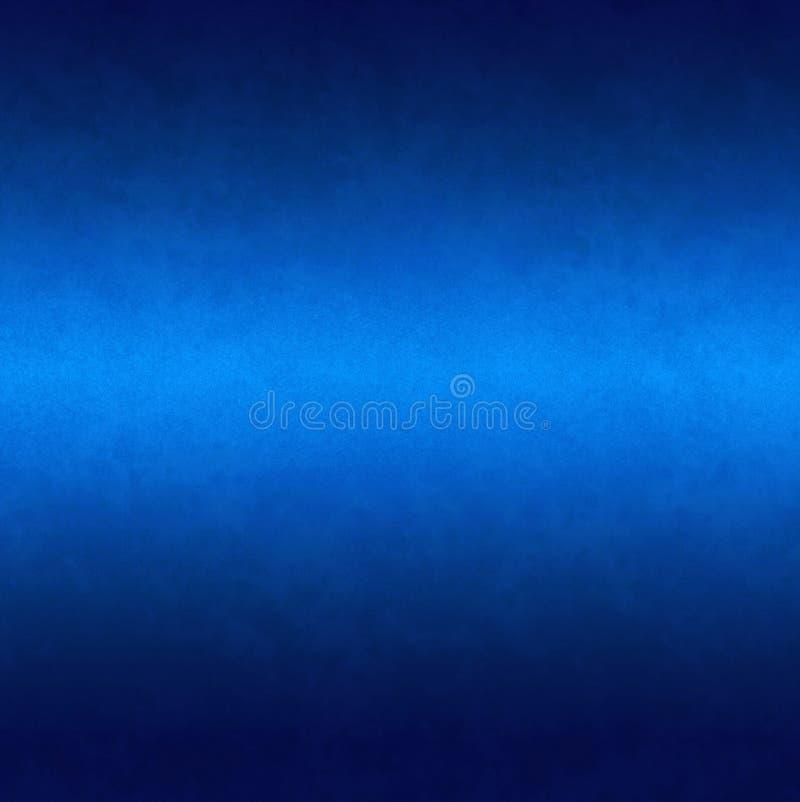 Escuro abstrato - fundo azul da textura da parede do Grunge imagem de stock