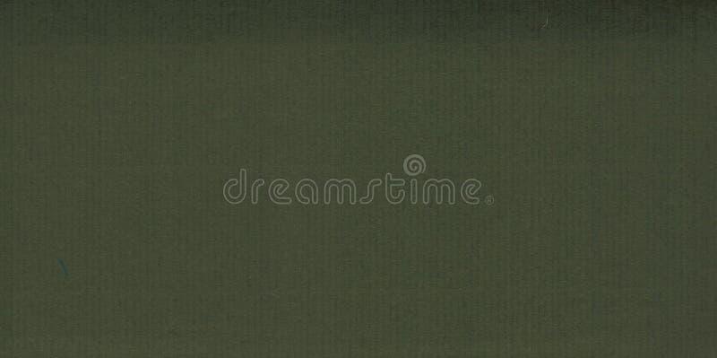 Escuro - fundo do papel verde imagens de stock royalty free